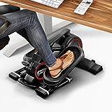 MesseNeuheit 2019! Mini Heimtrainer mit App, Stepper DFX100 Crosstrainer für Bewegung im Büro Alltag & zuhause, Arbeitsplatz Gesundheit, kein höhenverstellbarer Schreibtisch nötig Bein- & Pedaltrainer
