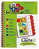 Go, Einstein, go!: Übungsbuch: Lauter Laute 2: Das neue Lernsystem: Spielen und Lernen mit der...