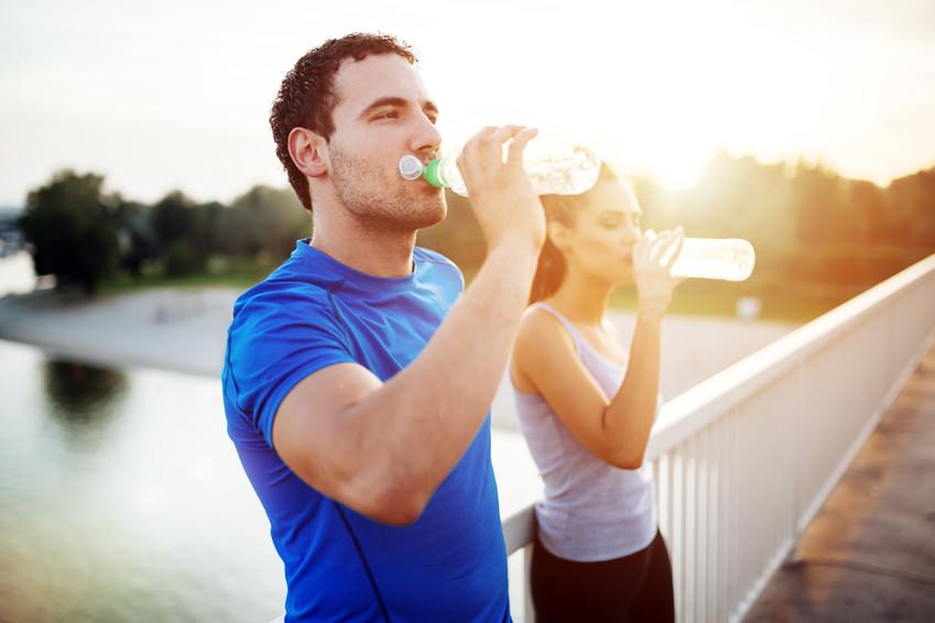 Sport richtig trinken