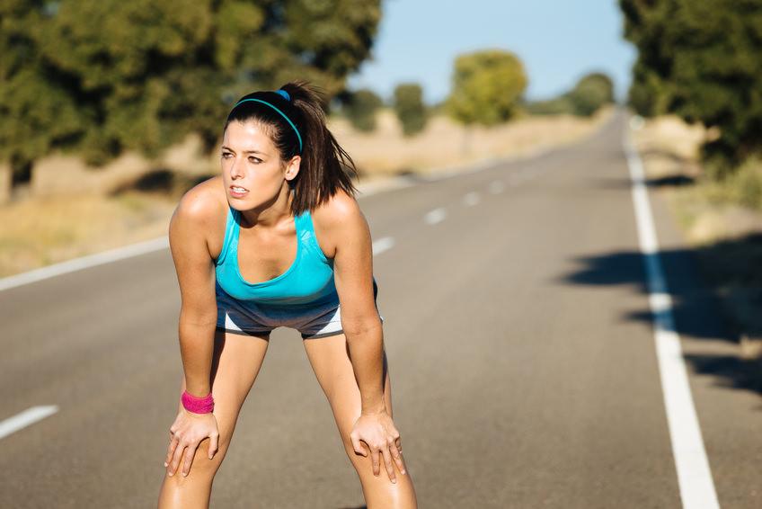 Laufen im Sommer - Training bei Hitze
